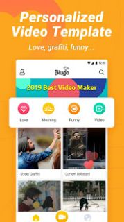Biugo-- Magic Effects Video Editor & Photo Cutout Resimleri