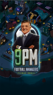 9PM Football Managers - Yılmaz Vural Resimleri