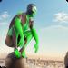 Halat Kurbağa Ninja Kahraman Garip Gangstar Vegas Android