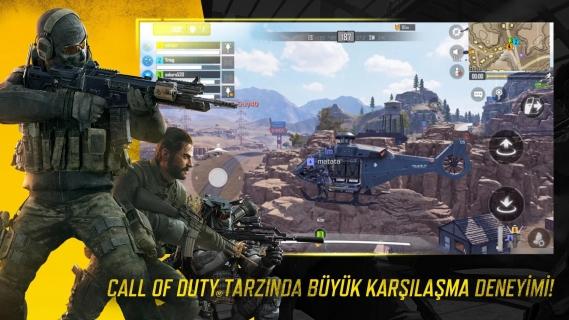 Call of Duty Mobile Resimleri