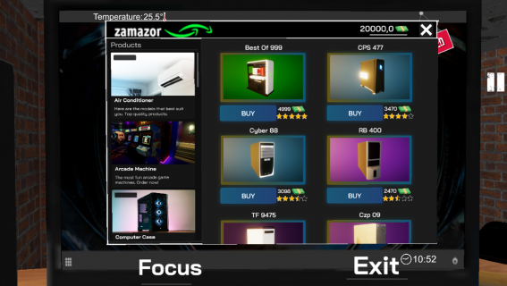 Internet Cafe Simulator Resimleri