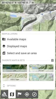 AlpineQuest Off-Road Explorer Resimleri