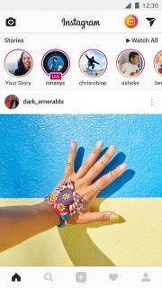 Instagram APK Resimleri