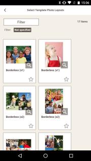 Easy-PhotoPrint Editor Resimleri