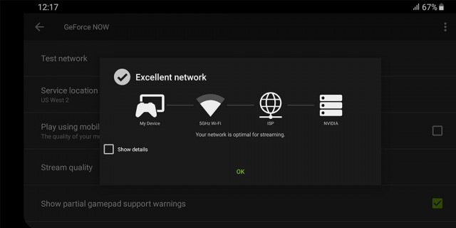 NVIDIA GeForce NOW Resimleri