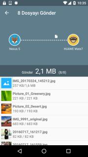 Kolay Paylaşım: WiFi Dosya Aktarımı Resimleri