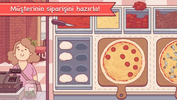 İyi Pizza, Güzel Pizza Resimleri