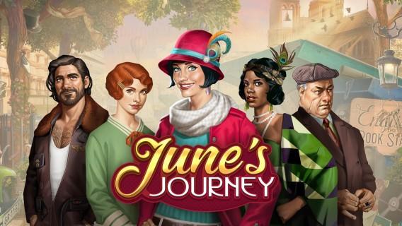 June's Journey - Gizli Nesne Gizem Oyunu Resimleri