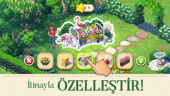 Lily's Garden Resimleri