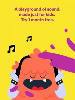 Spotify Kids Resimleri
