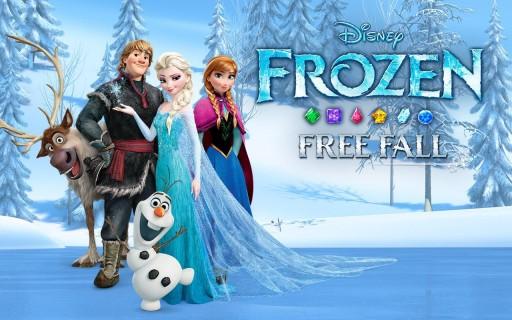Disney Frozen Free Fall Resimleri