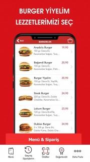 Burger Yiyelim Resimleri