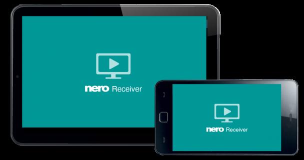 Nero Receiver Resimleri
