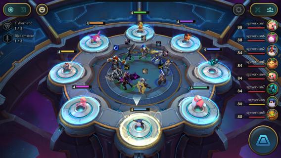 Teamfight Tactics: LoL Strateji Oyunu Resimleri