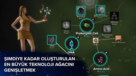 Tekillik için Hücre - Evrim Asla Bitmez Resimleri