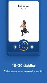 Fitify: Tüm vücut Egzersizi ve Fitness Planları Resimleri