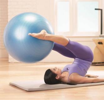 Pilates Egzersizleri Resimleri