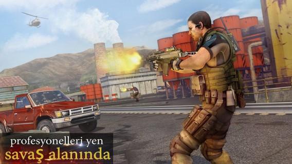 FPS karşılaşma 2020 çekimi: atış oyunları 3D Resimleri