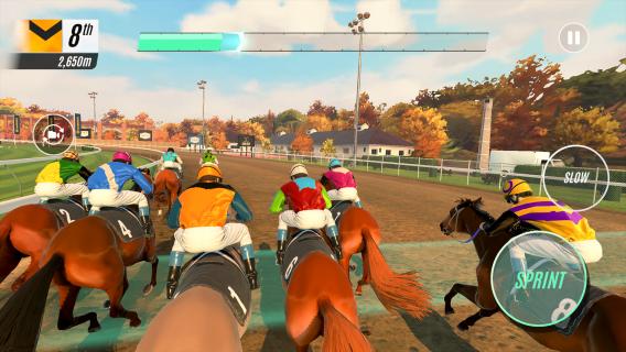 Rival Stars Horse Racing Resimleri