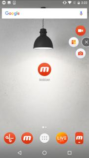 Mobizen Ekran Kaydedici- video kaydedici, capture Resimleri