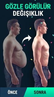 Kilo Verme Egzersizleri - 30 Günde Kilo Ver Erkek Resimleri