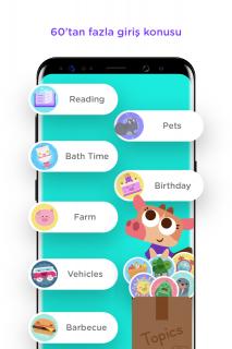 Lingokids - İngilizce playlearning(TM) uygulaması Resimleri