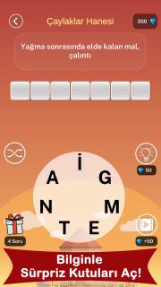 Bulmacahane - Kelime Oyunu Resimleri