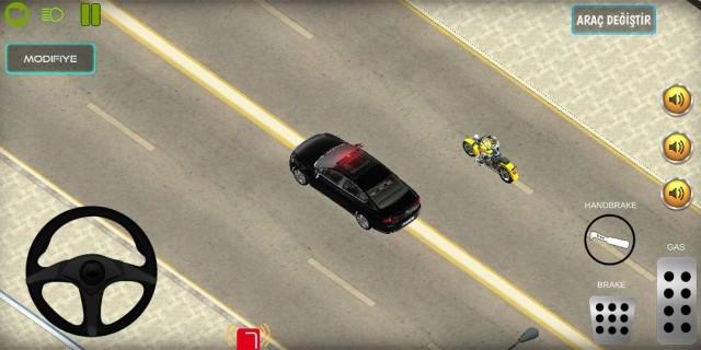 Başkan Koruma Oyunu - Passat Araba Oyunu Resimleri