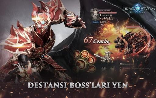 Dragon Storm Fantasy Resimleri