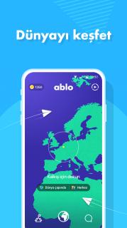 Ablo - Dünyanın dört bir yanından arkadaşlar edin Resimleri