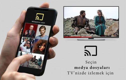 Akıllı TV Uzaktan Kumandası Resimleri