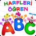 Bini Super ABC! Okul öncesi eğitici oyunlar 3 yaş Android