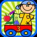Okul öncesi Öğrenme - Çocuklar Eğitici Oyunlar Android