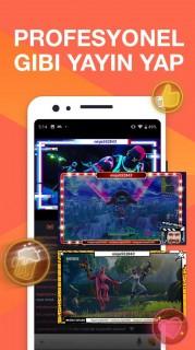Omlet Arcade - Ekran Kaydet, Canlı Oyun Yayınla Resimleri