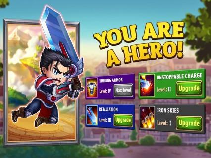 Hero Wars - Hero Fantasy Multiplayer Battles Resimleri