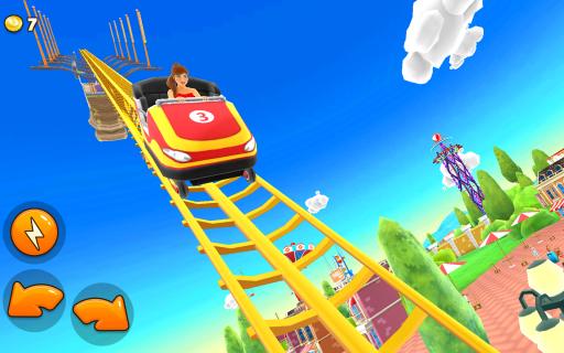 Thrill Rush Theme Park Resimleri