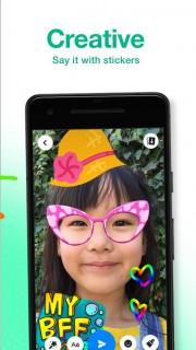 Messenger Kids Resimleri