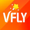 Android VFly - Video Durumu Oluşturucu, Yeni Durum Paylaş Resim