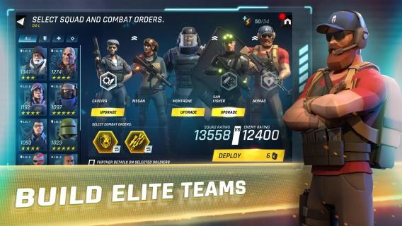 Tom Clancy's Elite Squad - Military RPG Resimleri