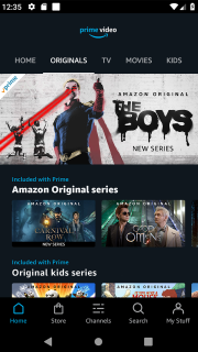 Amazon Prime Video Resimleri