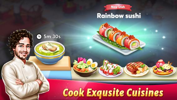 Star Chef(TM) 2: Cooking Game Resimleri