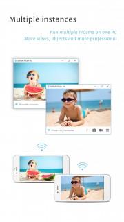 iVCam Webcam Resimleri
