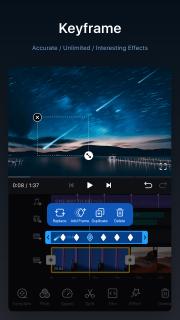 VN Video Editor Resimleri