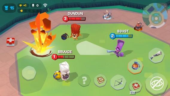 Zooba: Ücretsiz Hayvan Savaş Oyunlar Resimleri