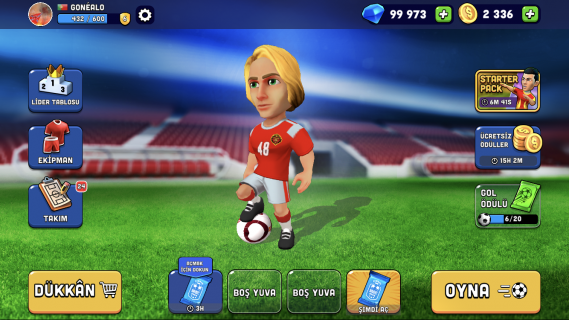 Mini Football Resimleri