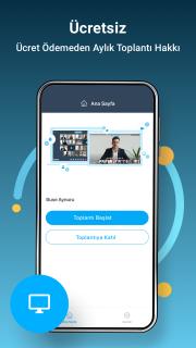 BiP Meet - Video Konferans Resimleri