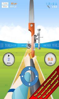 ArcherWorldCup - Archery game Resimleri