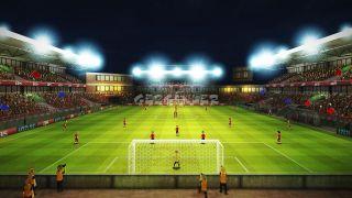 Striker Soccer Euro 2012 Resimleri