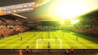 Striker Soccer London Resimleri