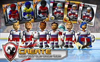 Big Win Hockey Resimleri